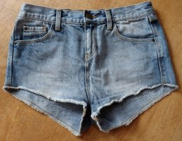 Hotpants Jeansshorts ZARA