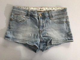 Hotpants Pimkie hellblau