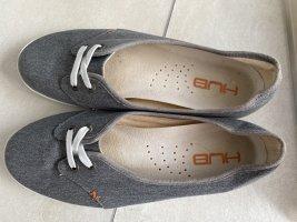 Hub Ballerina Schuhe grau Gr 40