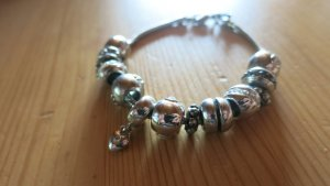 Tchibo / TCM Bracelet à breloques argenté