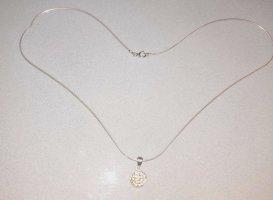 Silber Chaîne en argent argenté métal