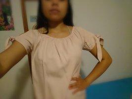 Esmara Vestido camisero rosa
