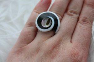Hübscher Muschel-Ring