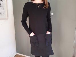 Hübsches Kleid aus 2 Materialien