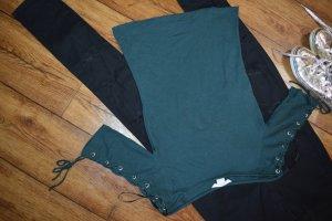 Hübsches Shirt Gr. 36 H&M mit Schnürung