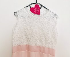 100% Fashion Lace Dress multicolored lace