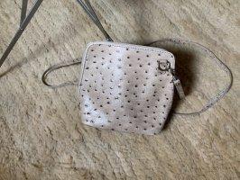 Mini Bag nude leather