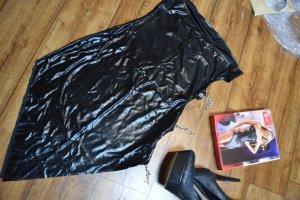 Sukienka gorsetowa czarny-srebrny