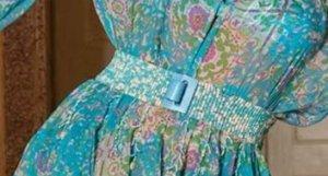 Antica Sartoria Hip Belt multicolored