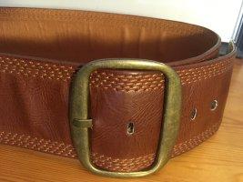 Cinturón pélvico marrón-coñac