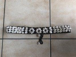 Cintura fianchi nero-bianco