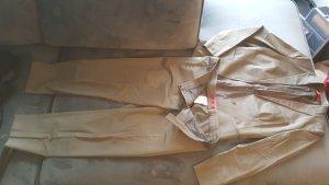 Hugo Boss Costume business gris clair-gris brun
