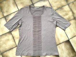 Hugo Boss Damenshirt T-Shirt Bluse 38 M Volant - Versandkostenfrei