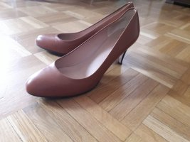 BOSS HUGO BOSS Scarpa Mary Jane cognac
