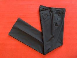 HUGO Hugo Boss Pantalon de costume noir tissu mixte