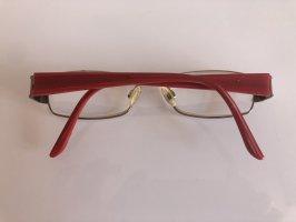 Hugo Boss Glasses dark red