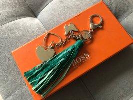 Hugo Boss Key Chain silver-colored-mint