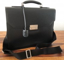 HUGO BOSS Selection Business Tasche aus Palmellato-Leder