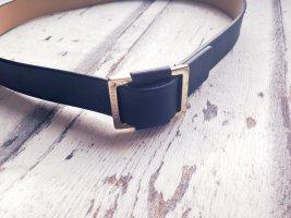 Hugo Boss Cintura nero-oro