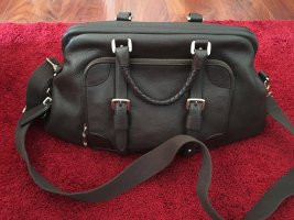 Hugo Boss Briefcase dark brown