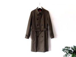 Hugo Boss Trenchcoat Gr. 48 Mantel khaki klassisch red label