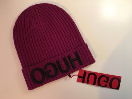 HUGO Hugo Boss Beanie blackberry-red-purple