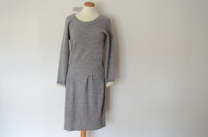 HUMANOID Traum grau meliertes Sweatshirt Kleid Caery M 38 NEU mit Etikett!