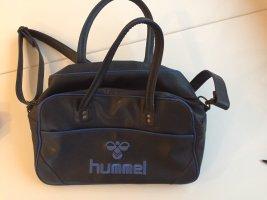 Hummel Sporttas donkerblauw-korenblauw