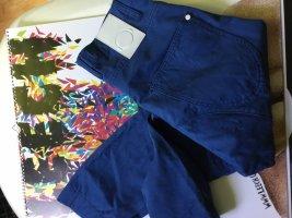 Humör Harem Pants steel blue