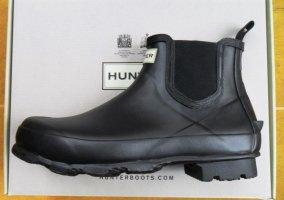 Hunter Chelsea Boot noir
