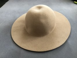 H&M Chapeau en feutre beige
