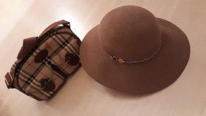 Morgan Chapeau en laine chameau