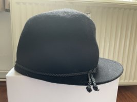 Ferruccio Vecchi Felt Hat black wool