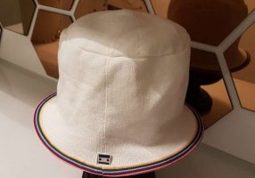ellen paulssen Cappello di lana bianco