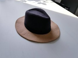 Hut grau/beige