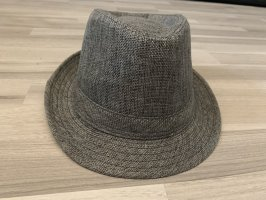 Panama Hat grey-light grey