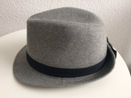 Woolen Hat black-grey