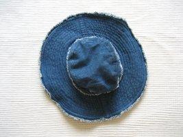 Zara Cappello parasole blu scuro