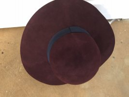s.Oliver Felt Hat brown red-bordeaux