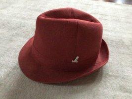Mühlbauer Wollen hoed cognac