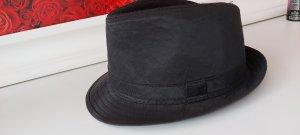 New Yorker Tradycyjny kapelusz czarny