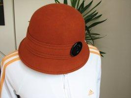 Hat dark orange