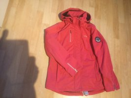 HV Polo Giacca softshell fucsia neon-rosso lampone