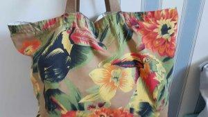Ibiza last Canvas Bag multicolored