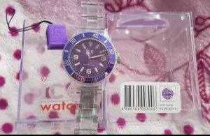 ICE Watch durchsichtig/ lila