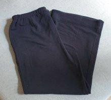 Icebreaker Pantalone di lana blu scuro Lana