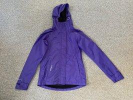 Icepeak Impermeabile viola scuro