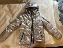 Icepeak Sports Jacket silver-colored polyester