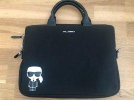 Karl Lagerfeld Laptoptas zwart