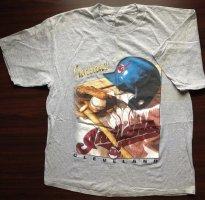American Vintage T-shirt gris clair